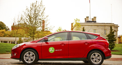Zipcar sees uptick in baby boomer membership