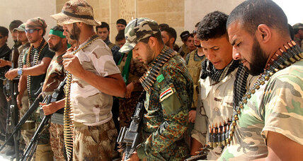 Iraq's Sunni-Shiite divide: Does US experience show how it can be bridged? (+video)