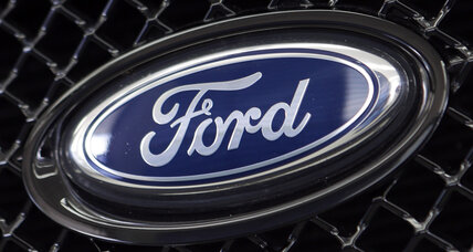Ford shares electric car technology with rival automakers. Why?