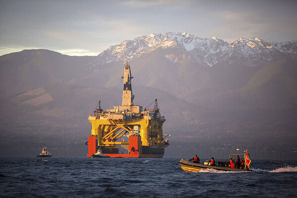 Arctic drilling: Why oil won't be flowing anytime soon thumbnail