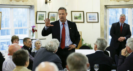 Does anything about Martin O'Malley's campaign make sense?