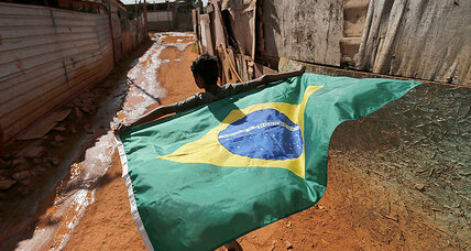 FIFA arrests resonate in Brazil, still smarting from World Cup waste