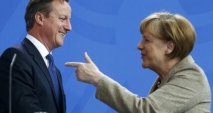 Why Cameron could find Berlin an ally for EU reform
