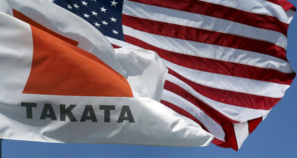 Takata airbag recall expands to millions more cars (+video)