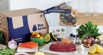 Organic meal kits help out frazzled home cooks