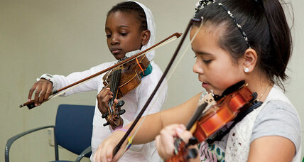 Project STEP changes young lives through music