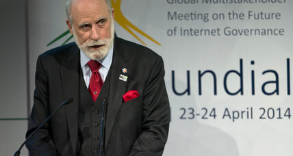 'Father of the Internet' Vint Cerf advocates for stronger encryption technology
