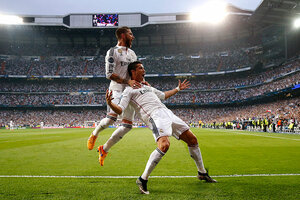 Video Real Madrid vs Barcelona Highlights