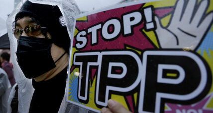 Trans Pacific Partnership is more trickle-down economics gone wrong