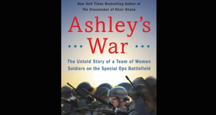'Ashley's War' shares the untold stories of women in combat