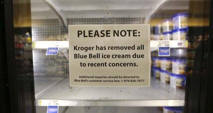 Your car, stroller, or ice cream gets recalled. What do you do next?