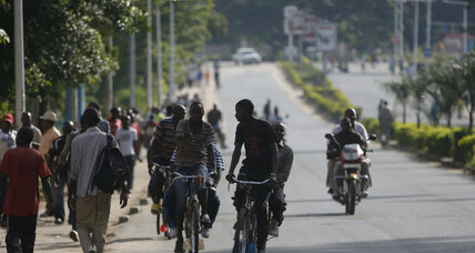 In Burundi, arrests appear to stymie coup, but uncertainty remains