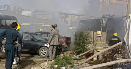 Car bombing in Kabul latest in string of attacks on Afghan justice system