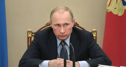 Putin: US may be 'illegally persecuting' FIFA