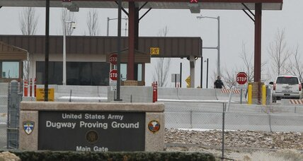 Mistaken Army anthrax shipment: 'no known risk to the general public' (+video)