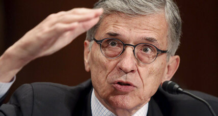 Is Internet access necessary for economic well-being? FCC chairman thinks so.