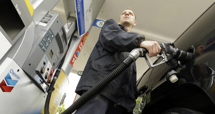 With gas prices low, what are Americans spending on instead?
