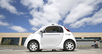 Google says self-driving car on the road by this summer
