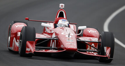 Indianapolis 500: Scott Dixon heads field going for checkered flag