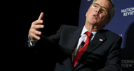 Wobbly in the polls, what's Jeb Bush's comeback plan?