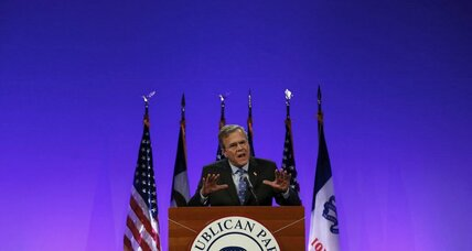 Jeb Bush: How serious is his Iraq War flub? (+video)