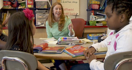 How one Massachusetts town turned around early reading program