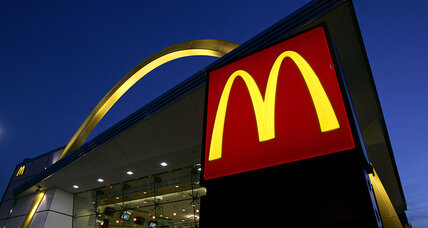 McDonald's turnaround plan: slimmer operations, and menu