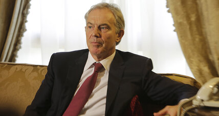 Tony Blair to leave Middle East post next month