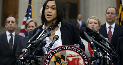 Meet Marilyn Mosby: The Baltimore prosecutor in the Freddie Gray case