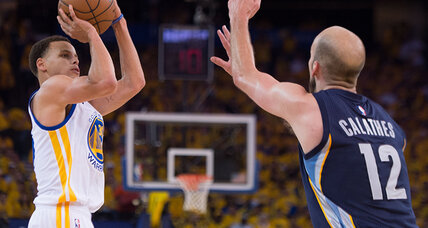 Stephen Curry adds 'NBA MVP' to impressive resume