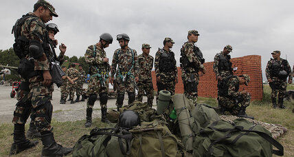 US Marine helicopter crashes in Nepal: 3 bodies recovered