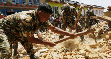Thousands still missing nearly a week after Nepal quake