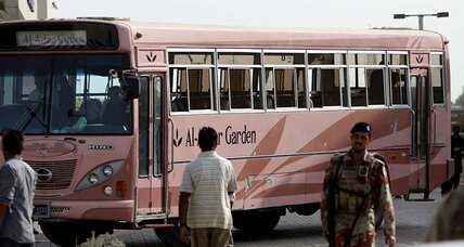 Gunmen kill at least 45 Shiite Muslims in Pakistani bus attack (+video)