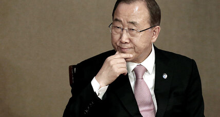 North Korea reverses field on Ban Ki-moon visit, according to UN chief
