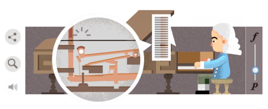 how bartolomeo cristofori who invented the piano changed music