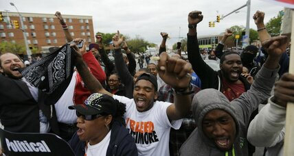 'Victory' rallies in Baltimore as US sees paradigm shift in police accountability (+video)