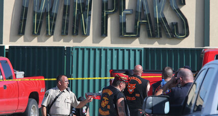 Nearly 200 arrested Monday following Texas biker gang shootout