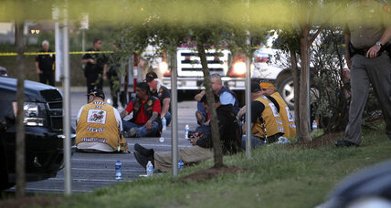 Nine dead, 18 wounded after Texas biker gang shootout (+video)
