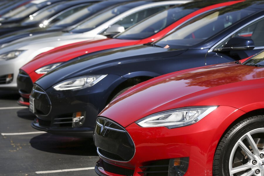 Tesla Model S used electric cars now for sale online - CSMonitor.com