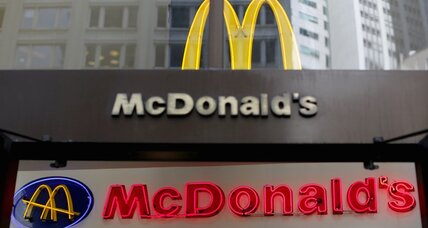 McDonald's aims for lower prices, faster ordering