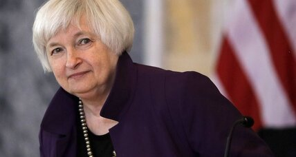 For Janet Yellen and the Fed, falling unemployment hardly matters