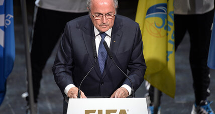 Blatter says FIFA probe, arrests 'bring shame and humiliation to football'