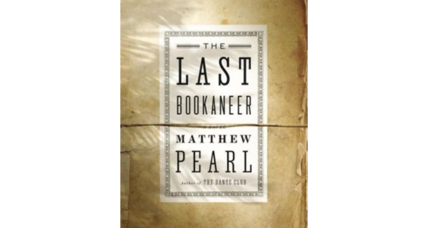 'The Last Bookaneer' is a celebration of the written word