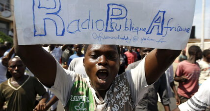 Burundi coup: shutdown of radio airwaves stokes fear