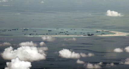 China chides US over South China Sea prior to Kerry visit