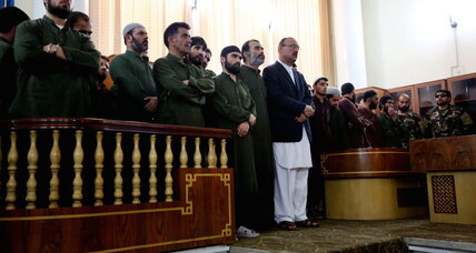 Afghanistan's trial against fear