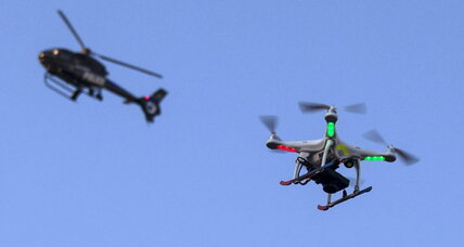 Man shoots down neighbor's drone: Where's the privacy line? (+video)