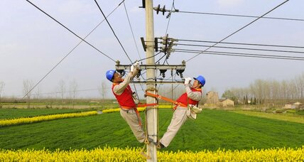 Electricity data: Chinese growth is slower than advertised