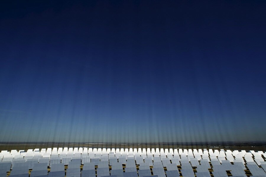 Solar power is booming. But is it booming fast enough?