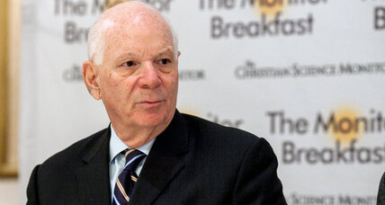 Sen. Cardin: Senate must keep level head during Iran nuclear deal review